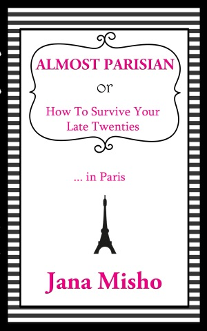 almost parisian kindle cover