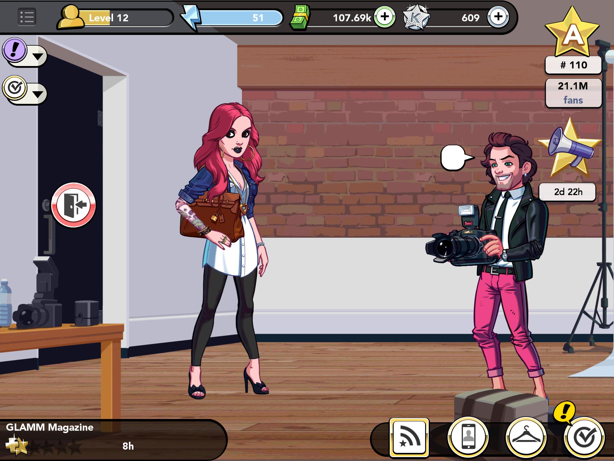 hermes inspired handbags - The app with the Birkin bag: So, I played Kim Kardashian Hollywood ...