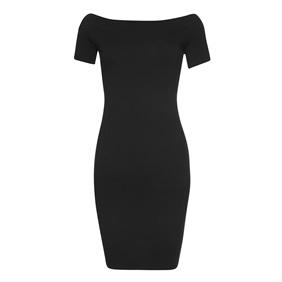 Bardot bodycon black dress £5.00