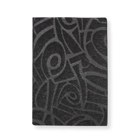 Textured notebook £3.00