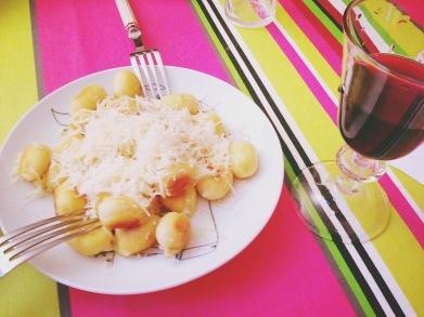 gnocchi du fromage